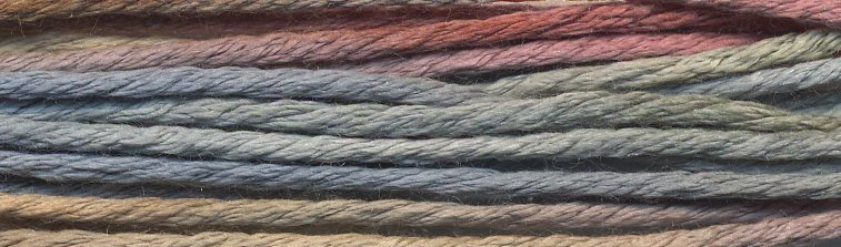 Gloriana Silk Floss134 Summer & Smoke