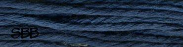 Gloriana Silk Floss173 Pacific Blue Dark