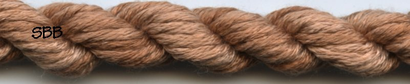 Gloriana Silk Floss189 Terra Cotta