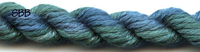 Gloriana Silk Floss192 Peacock Blue
