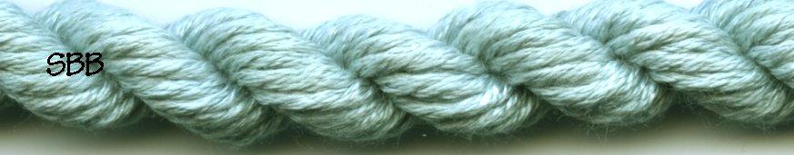 Gloriana Silk Floss195 Delicate Teal