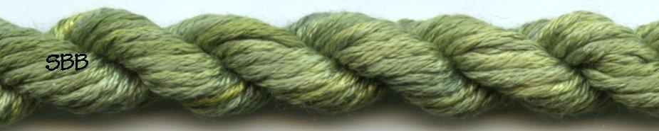 Gloriana Silk Floss200 Leaf Green