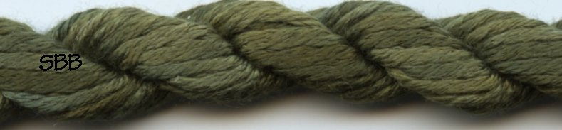 Gloriana Silk Floss206 Olivine