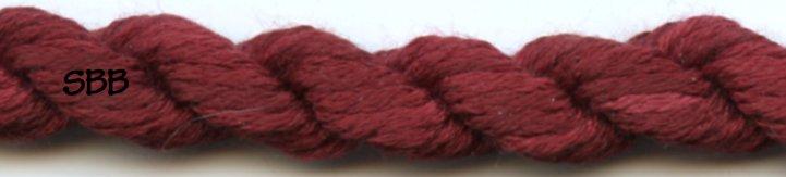 Gloriana Silk Floss 220 Cinnabar