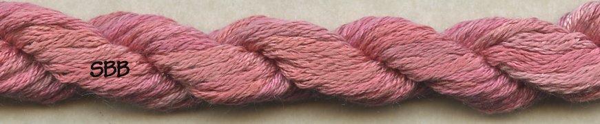 Gloriana Silk Floss 269 Coral Red Light