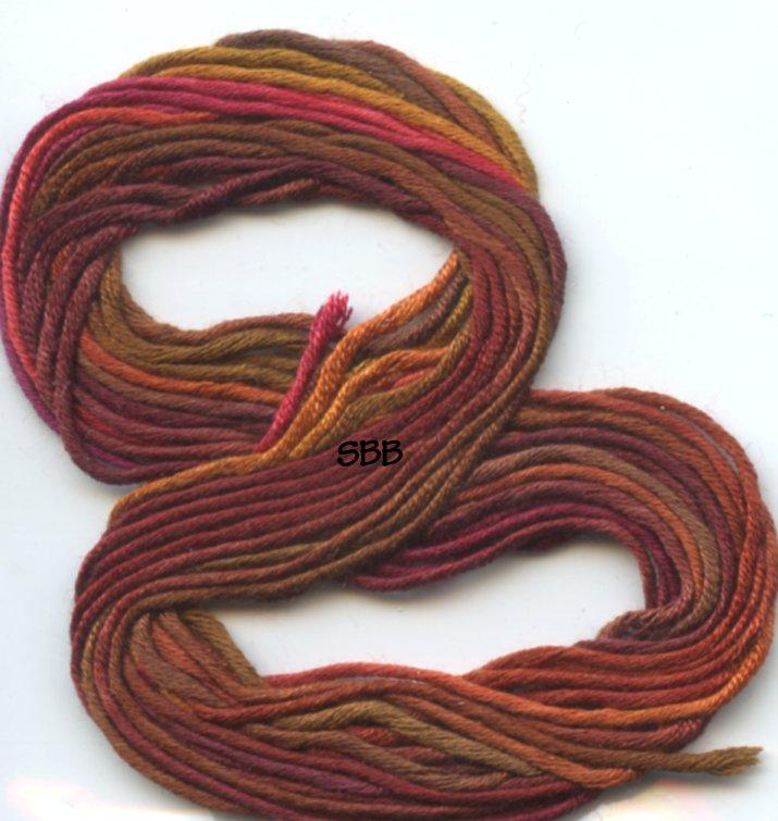 Gloriana Tudor Silk114 Red Clay