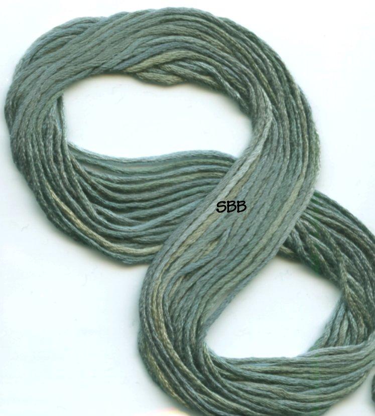 Gloriana Tudor Silk150 Sage