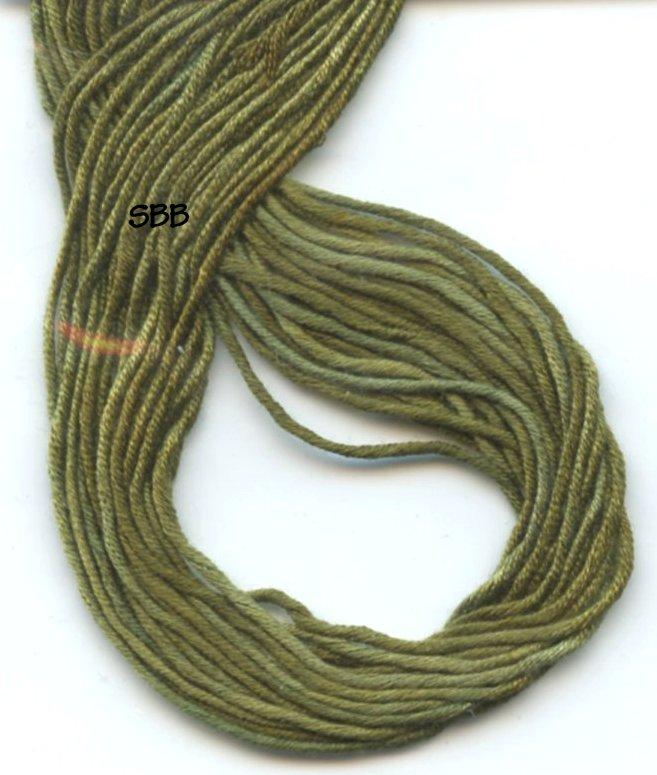 Gloriana Tudor Silk206 Olivine