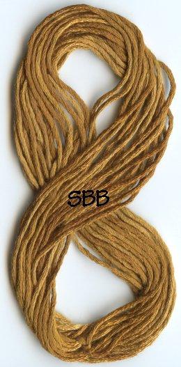 Gloriana Tudor Silk207 Inca Gold