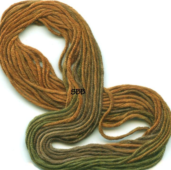 Gloriana Tudor Silk214 Thistle Orange