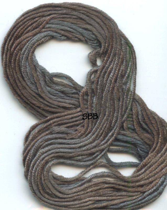Gloriana Tudor Silk223 Havana Brown