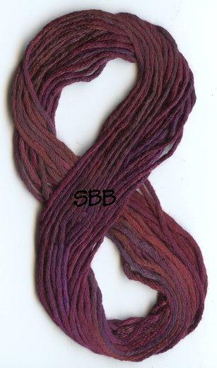 Gloriana Tudor Silk262 Cranberry Surprise