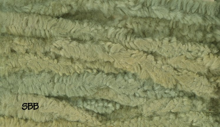 Lady Dot Chenille Clearance  Mossy