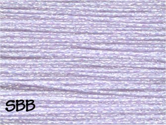 Rainbow Gallery Crystal Braid CR03 Lavender Pearl