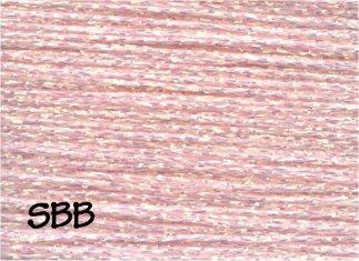 Rainbow Gallery Crystal Braid CR04 Pink Pearl