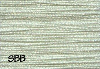 Rainbow Gallery Crystal Braid CR05 Mint Green Pearl