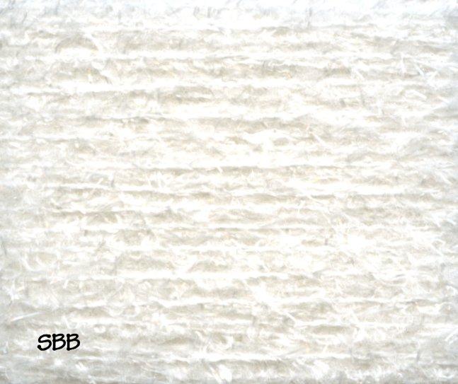 Rainbow Gallery Fuzzy Stuff  FZ26 Antique White
