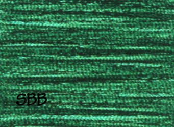 Rainbow Gallery Fyre Werks Hologram Ribbon FH05 Green