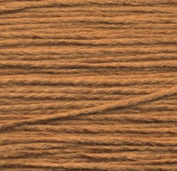 Rainbow Gallery Mandarin Floss M843 Dark Straw