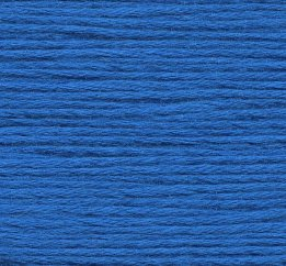 Rainbow Gallery Mandarin Floss M865 Electric Blue