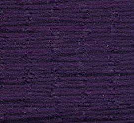 Rainbow Gallery Mandarin Floss M866 Very Dark Violet