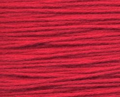 Rainbow Gallery Mandarin Floss M887 Lite Christmas Red