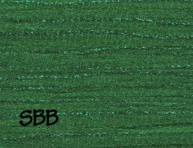Rainbow Gallery Petite Frosty Rays PY345 Dark Christmas Green Gloss