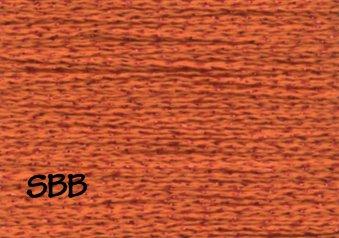 Rainbow Gallery SP115 Red Orange
