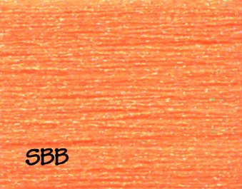 Rainbow Gallery PB76 Orange