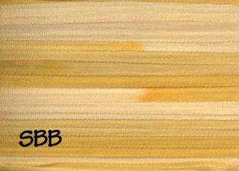 Rainbow Gallery Splendor Silk 4mm Ribbon Multi Color RS877 Golds