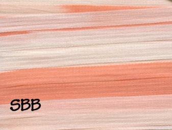 Rainbow Gallery Splendor Silk 4mm Ribbon Multi Color RS895 Flesh Tones