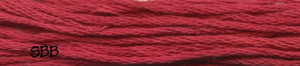 Clearance Ship's Manor Cotton Red Rover