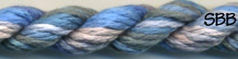 Thread Gatherer Silk 'N Colors0051 Aegean Twilight