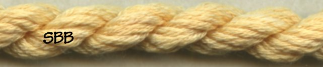 Thread Gatherer Silk 'N Colors1082 Yellow Citron