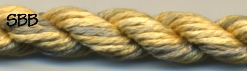 Thread Gatherer Silk 'N Colors0246 Tattered Parchment