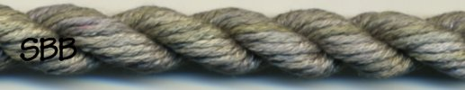 Thread Gatherer Silk 'N Colors0261 Forest Ash
