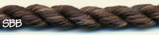 Thread Gatherer Silk 'N Colors0262 Bark & Branches