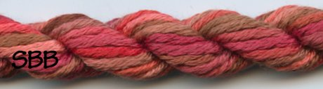 Thread Gatherer Silk 'N Colors0271 Bohemian Tryst