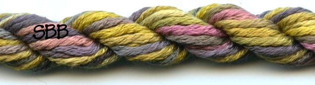 Thread Gatherer Silk 'N Colors0273 Faded Memories