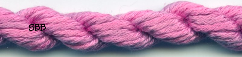 Thread Gatherer Silk 'N Colors0284 Rose of Charland