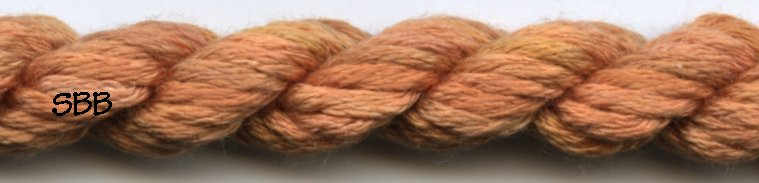Thread Gatherer Silk 'N Colors0292 Glowing Ember
