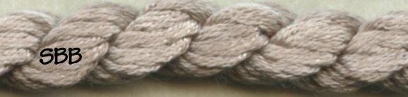 Thread Gatherer Silk 'N Colors0298 Flathat Rock