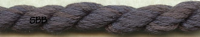 Thread Gatherer Silk 'N Color0340 Smoke Stack