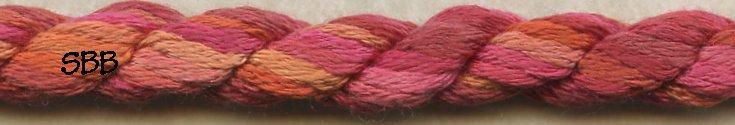 Thread Gatherer Silk 'N Color0344 Blood Moon Rising