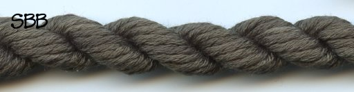 Thread Gatherer Silk 'N Colors1067 Blackened Grass