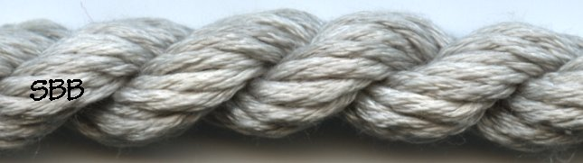 Thread Gatherer Silk 'N Colors1079 Cement Popsicle
