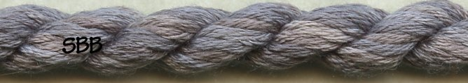 Thread Gatherer Silk 'N Color0339 Industrial Stone