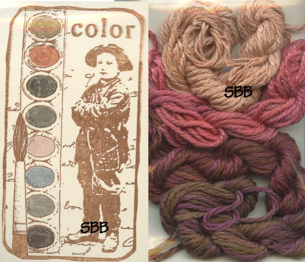 Thread Gatherer Limited Edition Silk Color Packs