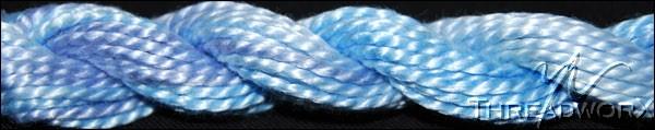 Threadworx Pearl Cotton #331015 Ice Blue