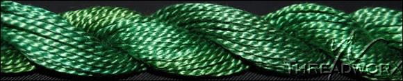 Threadworx Pearl Cotton #551048 Woodland Green